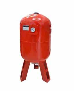 منبع تحت فشار 500 لیتری HTM با فشار کاری 10 بار