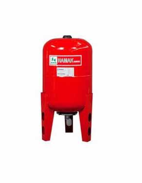 منبع تحت فشار تیوپی 500 لیتری هاماک درجهدار
